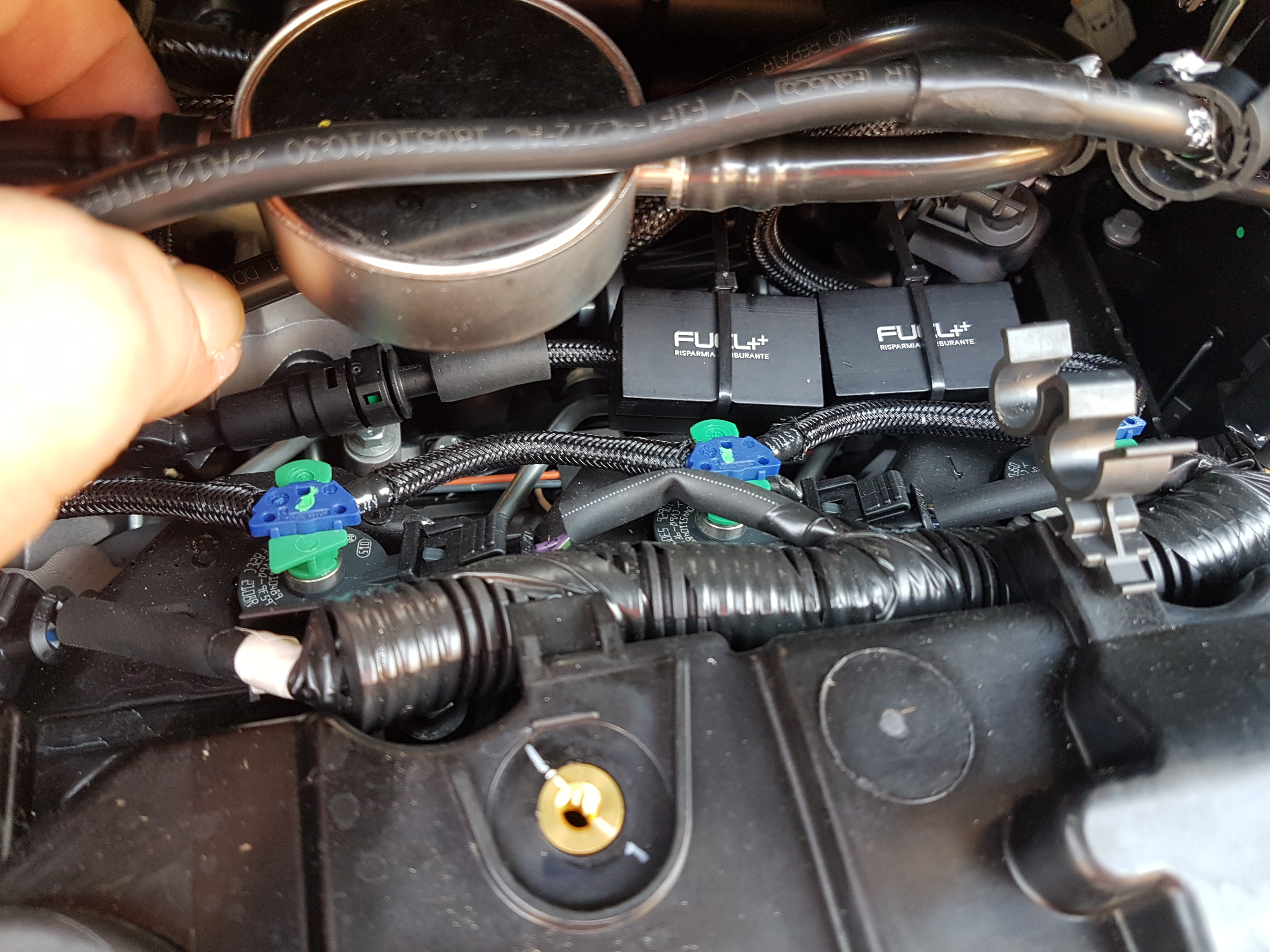 ford connect 1.5 dci 120 cv